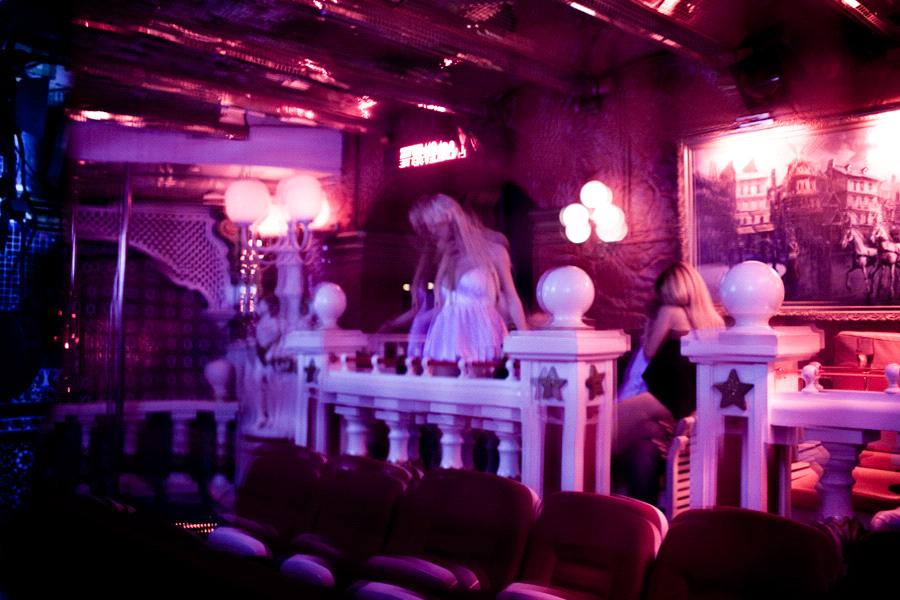 Bagdad sex club barcelona
